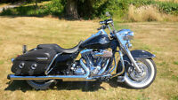 2009 HARLEY ROADKING CLASSIC MUST SELL