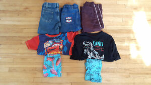 Boys size 4t/4 lot