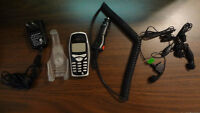 Sony Ericsson T200 w/Accessories/FIDO/Excellent condition
