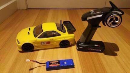 1⁄18 Team Associated RC18R 4WD RTR Glenroy Moreland Area Preview