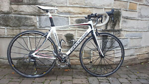 2011 Full Carbon Dura-Ace Cannondale Synapse 54cm frame.
