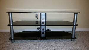 **TV-FLAT SCREEN STAND**