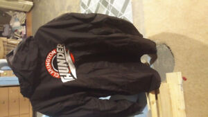 CRHL (Clarington Thunder) jacket for sale
