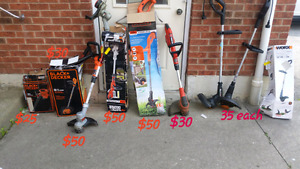 Lawn equipment for sale