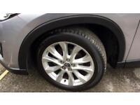 2013 Mazda CX-5 2.2d Sport Nav 5dr with Sat Na Manual Diesel Estate