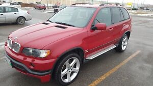 2003 BMW Other 4.6is SUV, Sports Package, 116,053 KMS