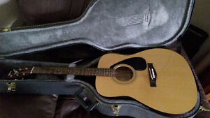 NEW** Yamaha Acoustic Guitar Package (F310P) including hard case
