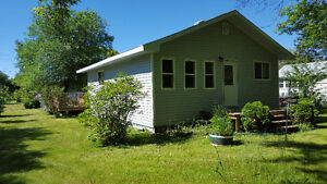 Vacation Rental - year round cottage at Matlock;