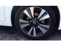 2015 Nissan Pulsar 1.2 DiG-T Tekna Xtronic Automatic Petrol Hatchback
