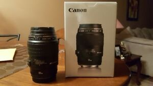 New Canon 100mm F2.8 lens