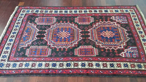 Persian Baluch Rug (194 x 120 cm) Lilyfield Leichhardt Area Preview
