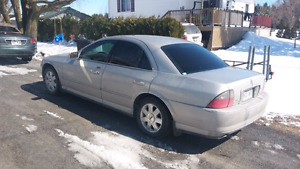 lincoln ls sports 2005