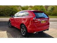 2016 Volvo XC60 D4 AWD R-Design Lux Nav Auto w Automatic Diesel Estate