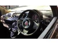 2014 Fiat 500 1.2 Lounge ECO 3dr Manual Petrol Hatchback