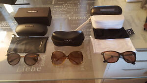 Sunglasses - Dolce and Gabbana, Oakley Womens, Vogue London Ontario image 1