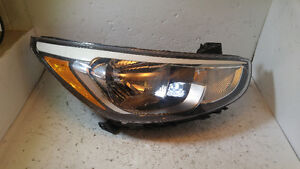 ACCENT 2015 2016 LUMIERE DROITE OEM RIGHT HEAD LIGHT LAMP
