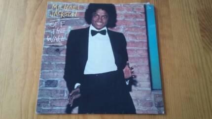 Michael Jackson-Off the Wall LP