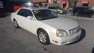CADILLAC DTS *** FULLY LOADED *** CERTIFIED $3995