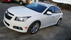 2014 Chevrolet Cruze RS Berline