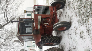 Collector tractor