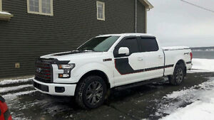 Take over payments 2016 Ford F-150 SuperCrew Lariat Pickup Truck