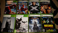 Marvel and DC Super Hero Games