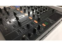 Pioneer DJM800 dj 4 channel mixer just serviced