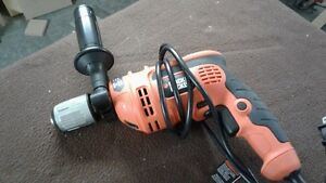PERCEUSE A PERCUSION BLACK N DECKER 1/2