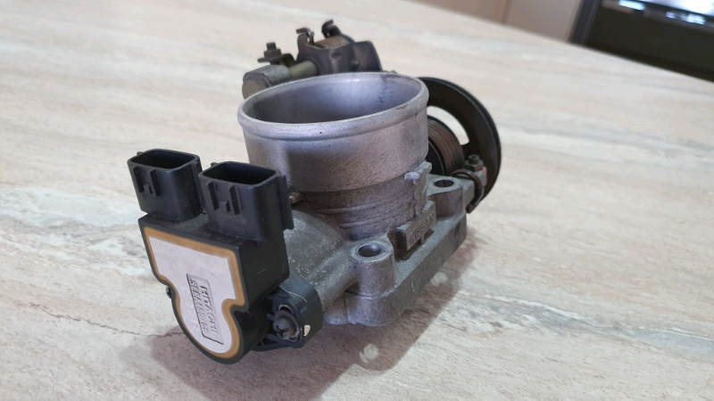 SR20 Throttle body 60mm upgrade | Engine, Engine Parts