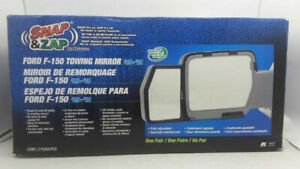 Snap & Zap Ford F150 Towing Mirror (09-14)