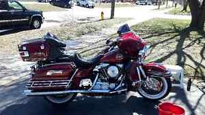 1996 Harley ultra glide classic Kitchener / Waterloo Kitchener Area image 4