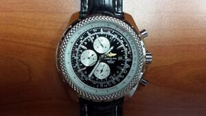 Rolex, Tag Heuer, Breitling, Hublot, Ulyse Nardin watch for sale West Island Greater Montréal image 2
