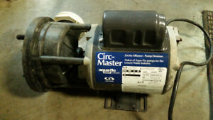 Spa/Hottub Circulation Pump (Used)