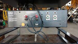 BGW pro power amp