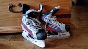 Bauer Youth skates
