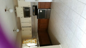 Two room main level for rent in Marborough
