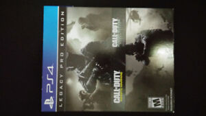 Lookin to trade infinite warfare for For Honor or MLB 17