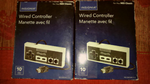 2x Insigna Wired Controllers NEW in boxes