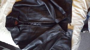 Danier Leather winter jacket