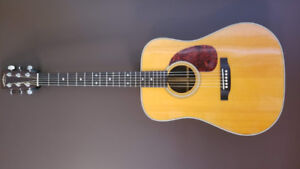 Sigma by Martin DR-28H Made in Japan Acoustic Guitar