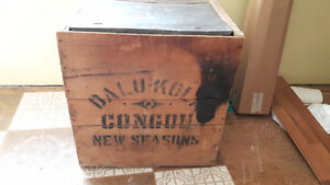 I have a 1894 Tea Chest for sale Kitchener / Waterloo Kitchener Area image 3