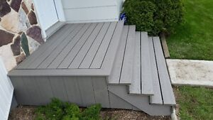 Are your Concrete Stairs and Landing falling apart?