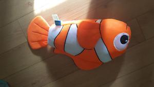 Finding Nemo large plush fish
