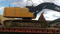Excavator for hire