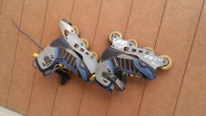 Patins à roues alignées de marque Ultra pour femmes Grandeur 7.5