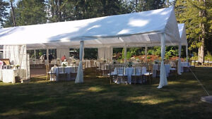 Tent - Outdoor Function or  Party - 20x40 in size