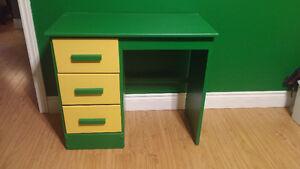 John Deere Coloured Desk
