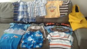 Boys Lot of Summer Clothes - Size 18-24 Months