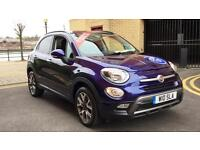 2015 Fiat 500X 1.6 Multijet Cross 5dr Manual Diesel Hatchback