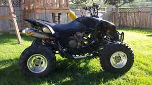 Mint Honda 700xx with lots of upgrades!!